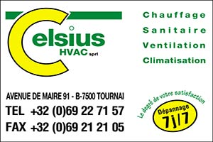 Celsius Tournai